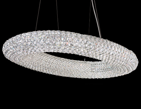 Cassini crystal chandelier schonbek cassini mozeypictures Choice Image